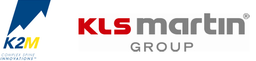 An image of the logo for the KLS Martin Group.